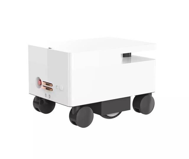 锐曼重磅推出导航底盘,助力服务机器人产业规模化发展